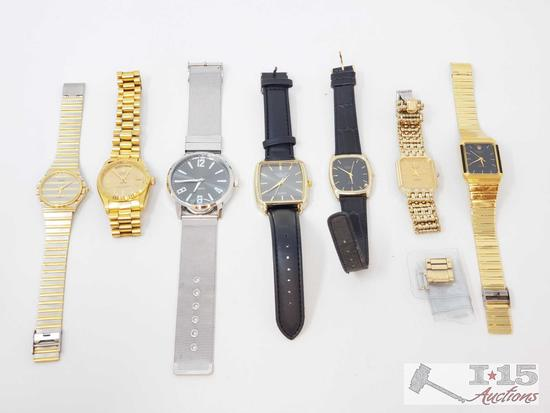7 Not Authenticated Watches