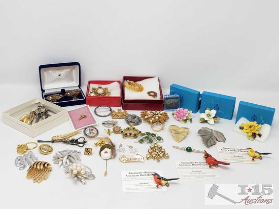 Miscellaneous Brooches