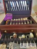 Set of Fine Arts Sterling Silver Flatware Philadelphia PA