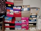 Lot of approx. 58 pairs of Women's Shoes