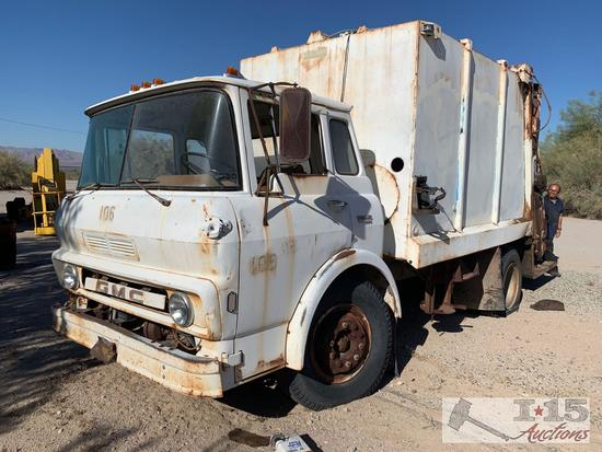 1968 GMC Trash Truck