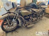 1930 Indian Motorcycle