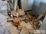 Large lot of Antique Pieces