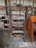 Vintage Wood Press