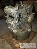 Vintage Gas Pump Computer