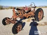 International Harvester Model-H Tractor