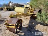 Galion Iron Works Trench Roller