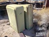 Antique Gas Station Pumps