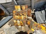 Approx. 90 Quarts of Texaco Havoline Oil