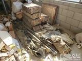 Lot of Military Equipment