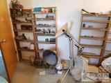 Hot Air Engines w/ Lamps and Other Knick Knacks