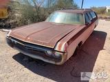 1970 Dodge Monaco Wagon