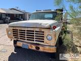 1974 Ford Stakebed Truck, 4WD