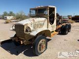 1954 Military truck