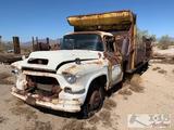 1956 GMC Dump Truck