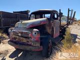 1948 Dodge Flat Bed Truck