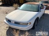 1988 OLDSMOBILE Cutlass Supreme Coupe 2D