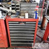 Craftsman 12 Drawer Tool Chest w/ Various pieces of hardware