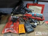 Craftsman Heat Gun, OTC Elctronic Fuel Injector Tester, Rivet Tool and more!