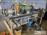 Central Machinery All Ball Bearing,Nesco 8