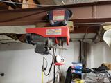 RECENTLY ADDED Chicago Electric Hoist w/ electric trolley