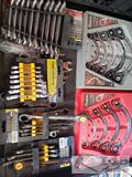 Gear Wrench, Alden, Husky and Pittsburgh Metric and Standard Wrenches