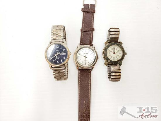 Three Watches