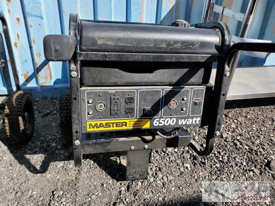 Master MGH6500IE Portable Generator
