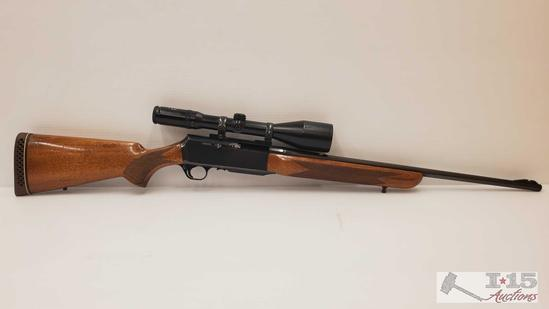 Browning BAR .308 Cal Rifle with Schmidt & Bender Scope