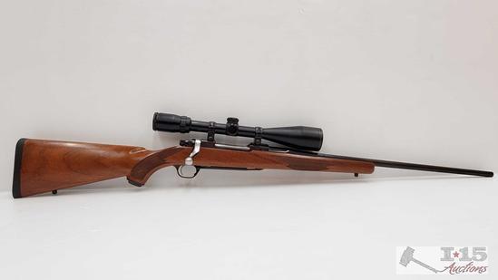 Ruger M77 Mark II 7mm Rem Mag Bolt Action Rifle with Bushnell Scope