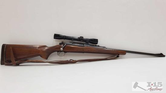Winchester Model 70 30-06 Bolt Action Rifle with Bushnell Scope