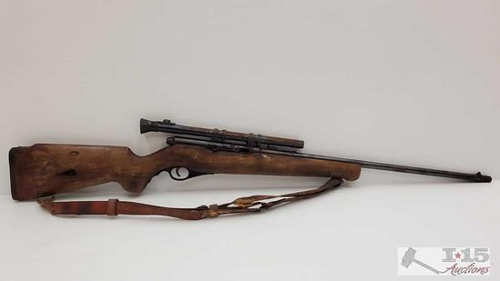 Mossberg 151K .22lr Rifle with Scope