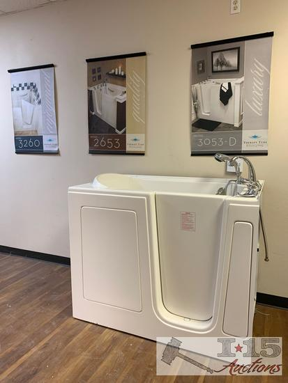 Therapy Tub Model 3052A