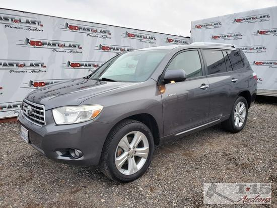 2008 Toyota Highlander, See Video!! CURRENT SMOG