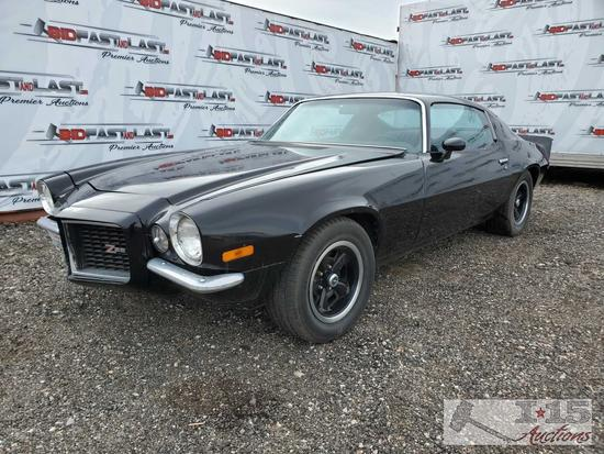 1971 Chevrolet Camaro, See Video!!