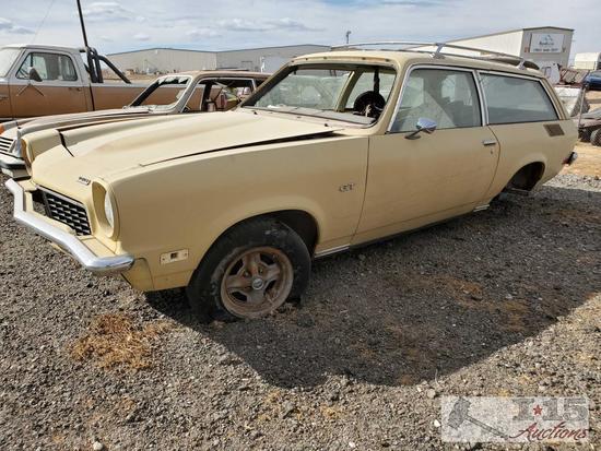 1973 Vega Chevrolet, GT