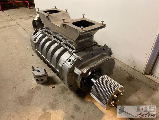 Large Engine Blower
