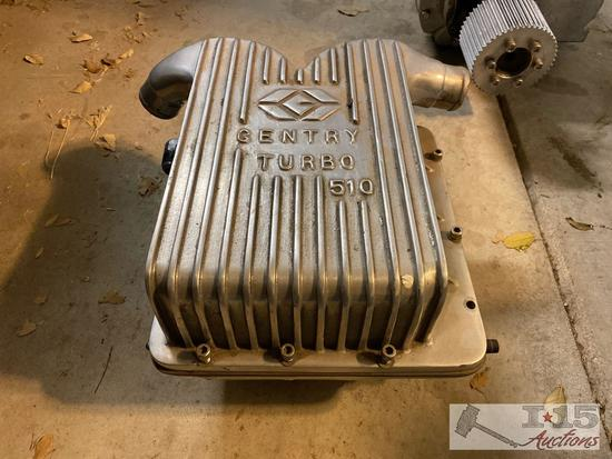 Gentry Turbo 510 Intercooler
