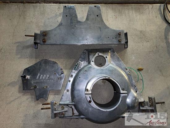 Harman Marine Engine Components