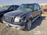 2002 Ford Explorer Sport Trac, Cranks Does NOT Start.. This will be sold on NON Op