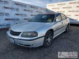 2000 Chevrolet Impala Only 95,217 miles!
