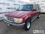 1996 Ford Explorer, DEALER OR OUT OF STATE ONLY!!