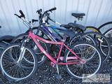 Next, Mongoose, Roadmaster, and Huffy Bicycles
