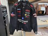 2XL Dale Earnhardt Commemorative Race Team Jacket