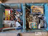 Various Tools, Lights and Home Electrical Items