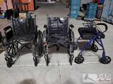 Drive & Invacare Wheelchairs and Drive Wheeled Walker