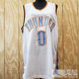 Russell Westbrook Signed Autographed Basketball Jersey with COA