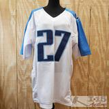 Eddie George Autographed Football Jersey with COA