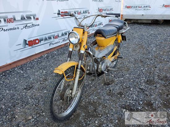 1970 Honda CT-90
