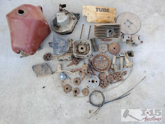 Husqvarna Dirtbike Parts